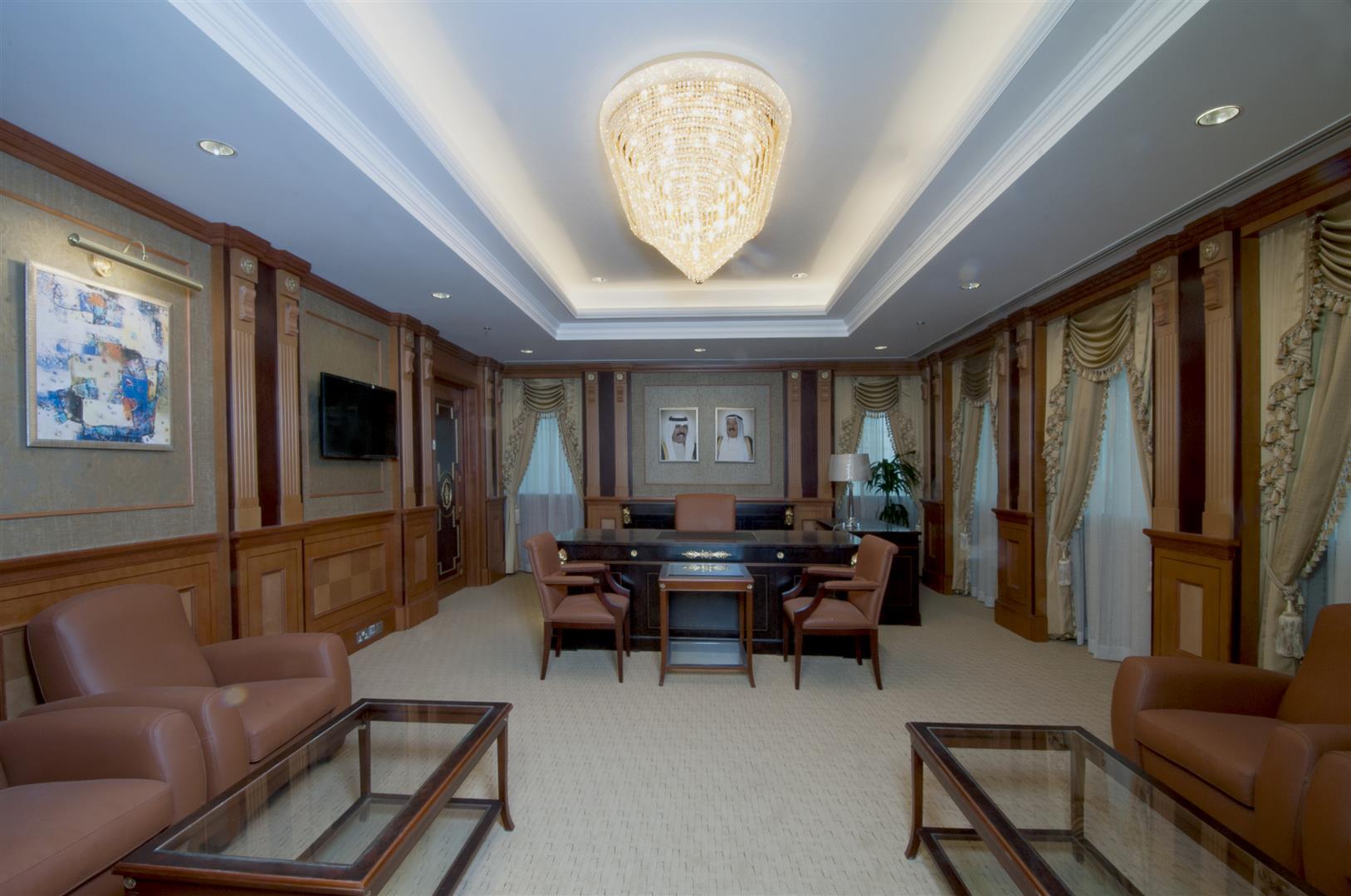 Caoza interios p ministerio interior kuwait for Ministerio interior